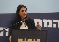 'הנוהל של שקד': פלסטינים בעלי חוב, לא ייכנסו לישראל