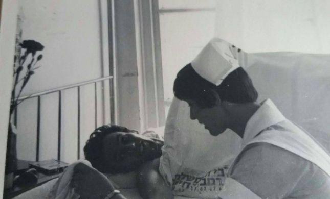 פנחס ולרשטיין מחפש את האחות שהצילה את חייו