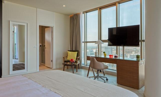 רשת מלונות פרימה השיקה את המלון הראשון ברעננה