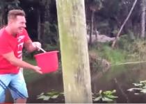 נהר מתפוצץ: זה הסרטון המוזר שמכעיס את הרשת