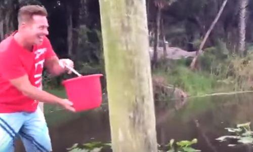 ויראלי נהר מתפוצץ: זה הסרטון המוזר שמכעיס את הרשת