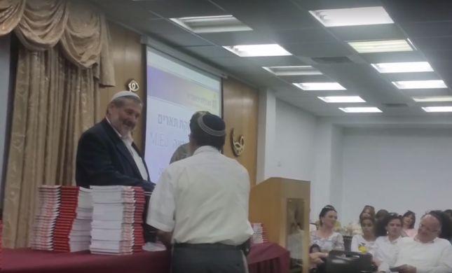 109 בוגרים קיבלו תעודות מוסמך במכללה ירושלים