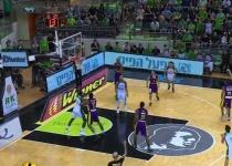 סנסציה בליגת העל: מכבי חיפה הדיחה את חולון. צפו