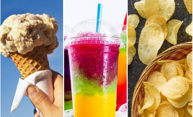 מעניין: 8 מאכלים אהובים שנוצרו מטעויות הזויות