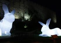 כולה אור: הצצה ראשונה מפסטיבל האור בירושלים