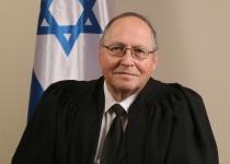 צפו: טקס הפרישה של השופט אליקים רובינשטיין