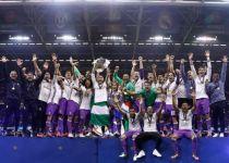 בפעם השנייה ברציפות: ריאל מדריד זכתה בליגת האלופות