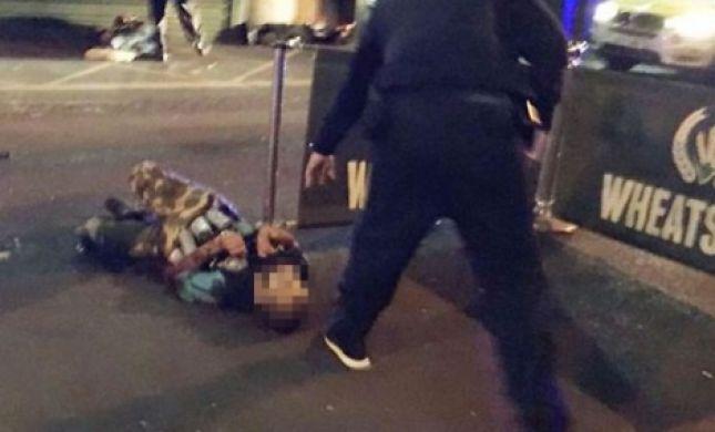 דרסו, ירדו ודקרו: מתקפת טרור קטלנית בלונדון