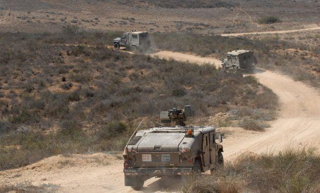 """לוחם צה""""ל נהרג ו-3 נוספים נפצעו בתאונה בעוטף עזה"""