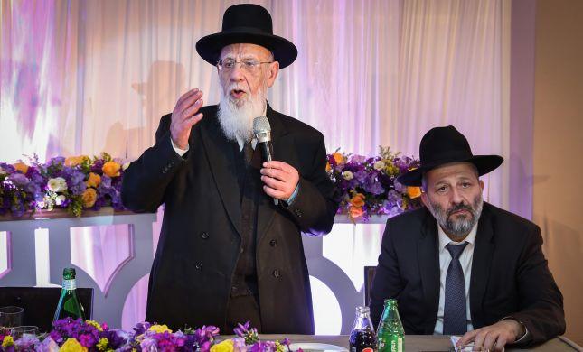 הבן של ר' שלום כהן מכחיש: דרעי הוא ״המנהיג״