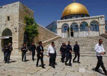 בעקבות התפרעות ערבית הר הבית נסגר למוסלמים