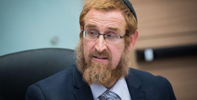 המשטרה עצרה את האדם שהכה את יהודה גליק