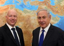 שליחו של טראמפ תקף: 'הפלסטינים וחמאס צבועים'