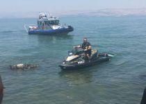 שוב טרגדיה בכנרת: צעיר כבן 24 טבע בחוף לא מוכרז