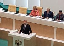 הנצחון שלנו: אדלשטיין נאם בעברית בפרלמנט הרוסי