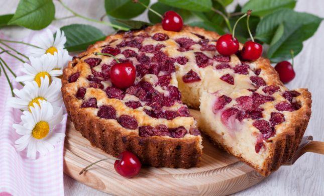 העוגה שתהפוך לכם את השבת לדובדבן של השבוע