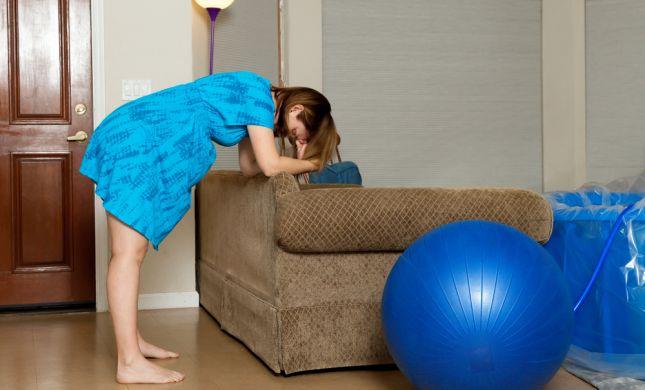 לקפוץ ממקפצה: הכנה רוחנית ללידה