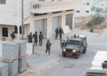 """צה""""ל פועל בכפר המחבלים; בוטלו הקלו לפלסטינים"""
