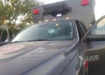 חרפה: תושבים ביצהר יידו אבנים על אמבולנס צבאי