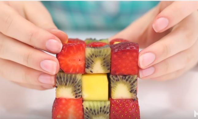 צפו: 7 דברים מטורפים שאפשר להכין מפירות