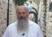 הרב אליהו משיב למתקפה: 'אלוקים אומר שהם טועים'