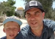 צפו: אחרי התחפושת, מגל אומר שמע ישראל בהר הבית