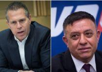 """""""אל תיתמם"""": 'קרב ציוצים' בין גלעד ארדן לאבי גבאי"""