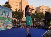 צפו: כוכבת הילדים קיבלה בשורה קשה ועלתה להופיע