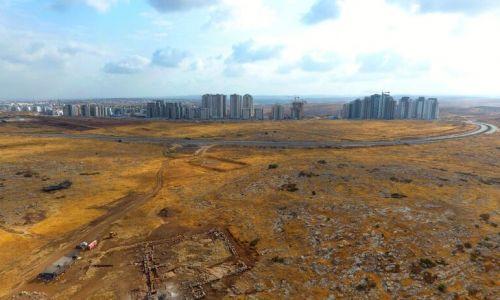 ארכיאולוגיה, טיולים מרהיב: מפעל מים בן 2700 שנה נחשף בראש העין