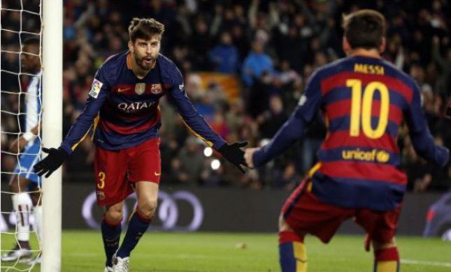 ניצחון מתוק: ברצלונה גברה 2:3 על ריאל מדריד