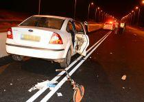 הרכב נתקע, אם ובתה בת השנה נדרסו למוות
