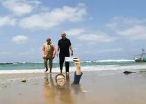 משעשע: הרשת מגיבה לביקור של ביבי ומודי בחוף