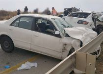 אישה נהרגה ושניים נפצעו בתאונה קשה בשומרון