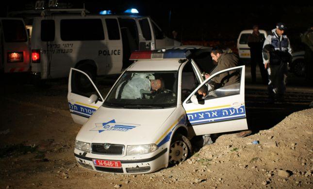 הותר לפרסום: נתפס רוצחם של שני השוטרים ב-2009