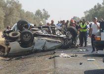 יום דמים בכבישים • תוך שעה: בן 7 ובן 20 נהרגו נהרגו