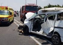 התאונה אמש: איבריו של אב המשפחה יתרמו