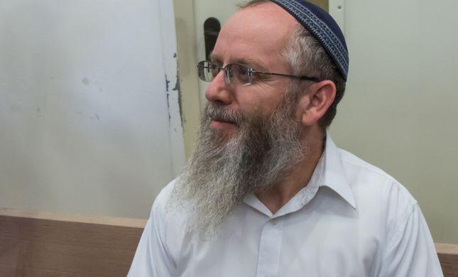 עזרא שיינברג הורשע במסגרת עסקת טיעון