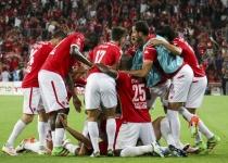 הפועל באר שבע ניצחה את לודוגרץ הבולגרית 2:0