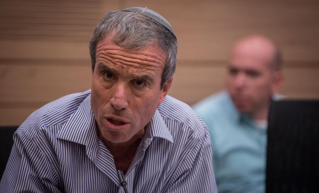 """'הבית החרד""""לי':  שטרן תוקף את בנט 'והבית היהודי'. צפו"""