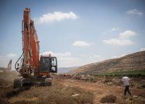 הופסקו העבודות להקמת הישוב למפוני עמונה