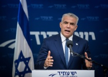 """""""פירוש מעוות"""": לפיד נגד מכתב הרבנים הסרוגים"""