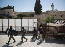 חרפה: הר הבית נפתח למוסלמים אך סגור ליהודים
