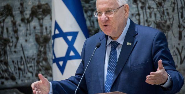 """ריבלין ללבנון: """"אל תשמשו כבסיס לתקיפת ישראל"""""""
