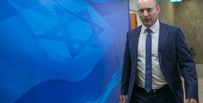 """נפתלי בנט: """"זה לא הסוף של מדינת ישראל"""""""