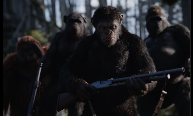 כוכב הקופים - המלחמה • סרט טוב, אבל..