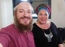 זוג הסרוגים חושף: זו הבעיה העיקרית אצל זוגות דתיים