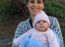 ההרוגות בתאונה: שי-לי קתאלי ובתה התינוקת יעל