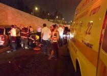 בן 13 נהרג בתאונה קטלנית בירושלים