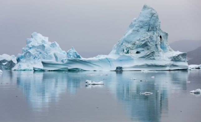 הקרחון נמס באנטארטיקה, האם מזג האוויר השתגע?