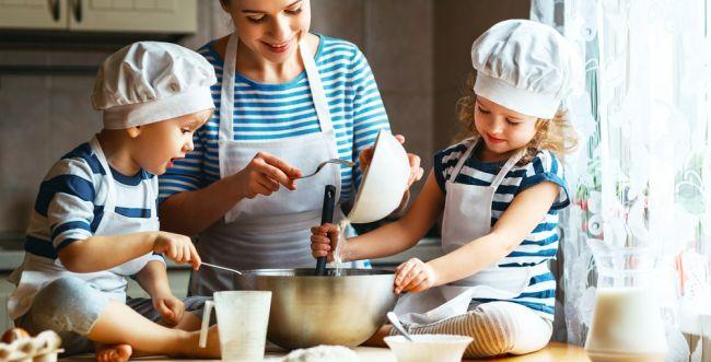 סורגים שבת: 5 קינוחים ששווה להכין עם הילדים